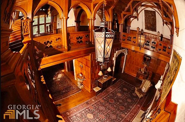 Interiors at Bisham Manor