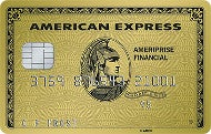 Ameriprise gold card