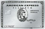 Ameriprise platinum card